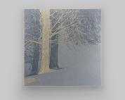 foggy day I 74,5x74,5cm